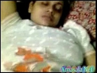 desi aunty sleeping pussy licking and fingering by neighbor