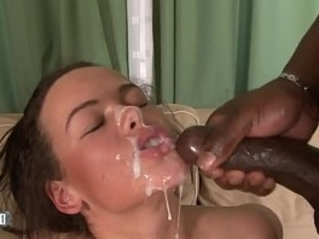 big cocks and DP for one naughty blonde chick