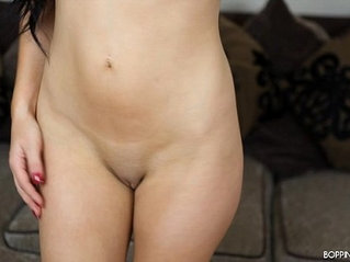 18 Year old Babe gets Naked
