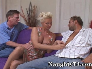 Naughty TJ Shared By Hubby With Long big black big Cock