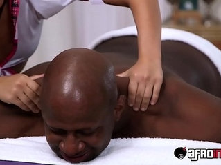 Pretty young masseuse Amara Romani devastated by clients bbc