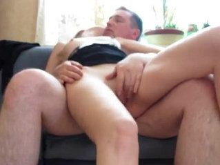 Amateur Mom And Aad Video For Monny