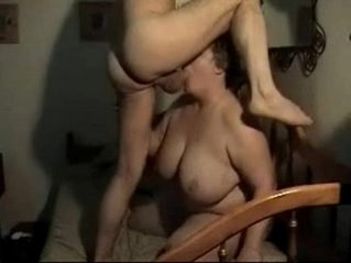 big butt mother in law visits amp gets fucked in the ass