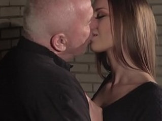 Anna g fucked very hard by the horny old plumber
