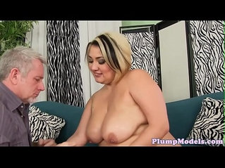 Gorgeous ssbbw cockriding and sucking
