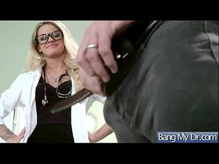 Slut gets her Horny real sluty Patient jessa rhodes Get Sex Treat From Dirty Mind Doctor movie