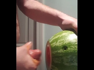 Stole a Melon From my ASSHOLE Neighbors Garden and Fucked Like a BOSS