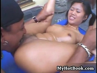Asia the big natural boobed Asian cheerleader w